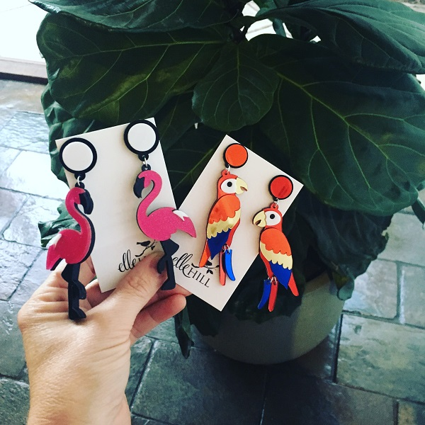 flamingo-and-parrot1
